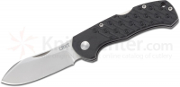 Складной нож Jesper Voxnaes Design Noma™ Compact, Satin Finish Blade, Black GRN Handles