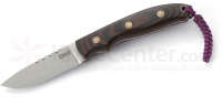 Нож с фиксированным клинком Larry Fischer Design Hunt'n Fisch™, Satin Finish Blade, Multi-Layered G10 Handle